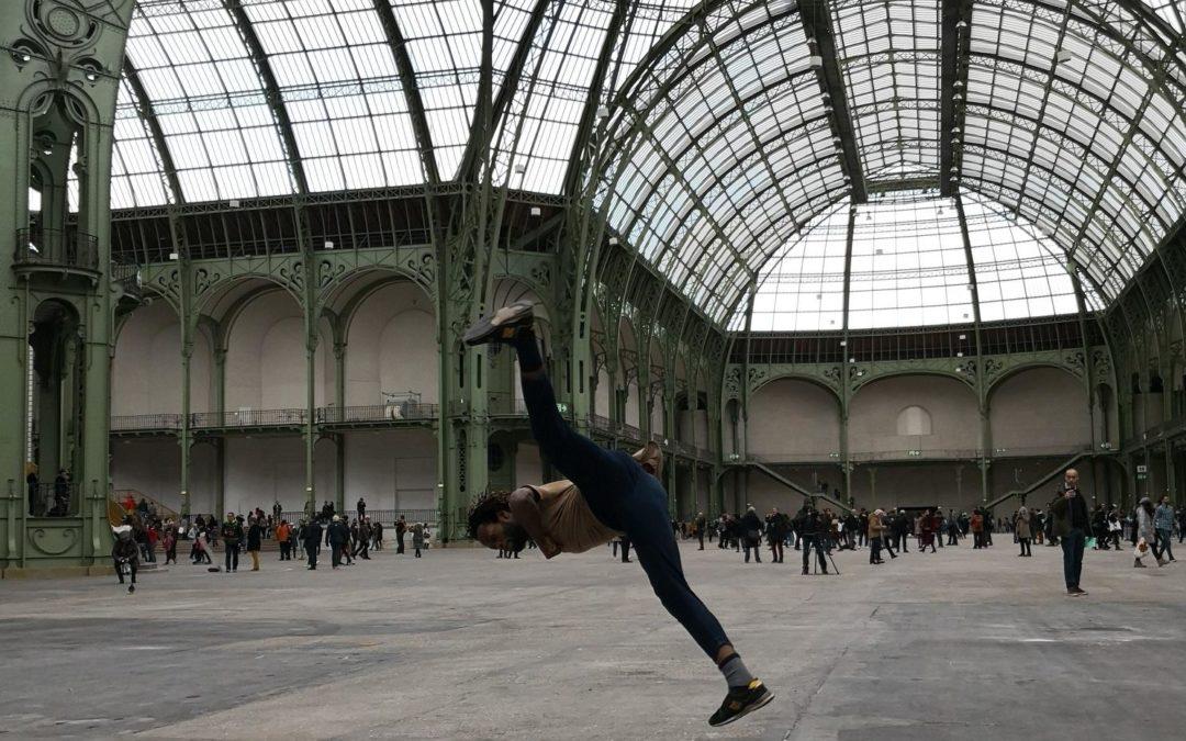 """""""Objectif Nef"""", retour sur l'événement Spotr au Grand Palais"""