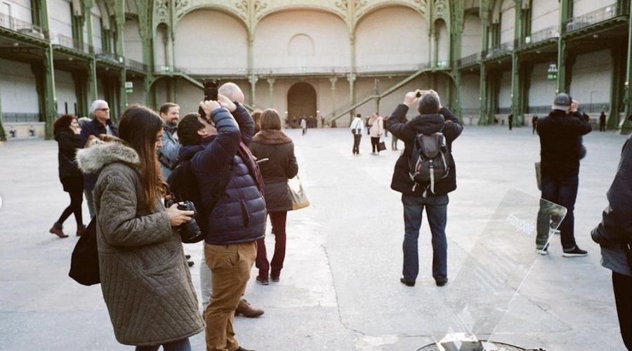 Spotr au Grand Palais
